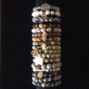 Set of 17 Soul Journey Bracelets